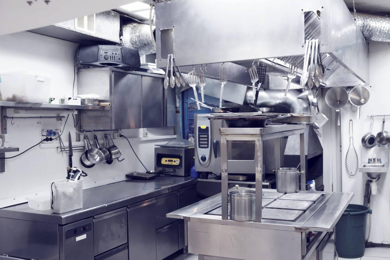 Commercial Kitchen - EOL Builders Website