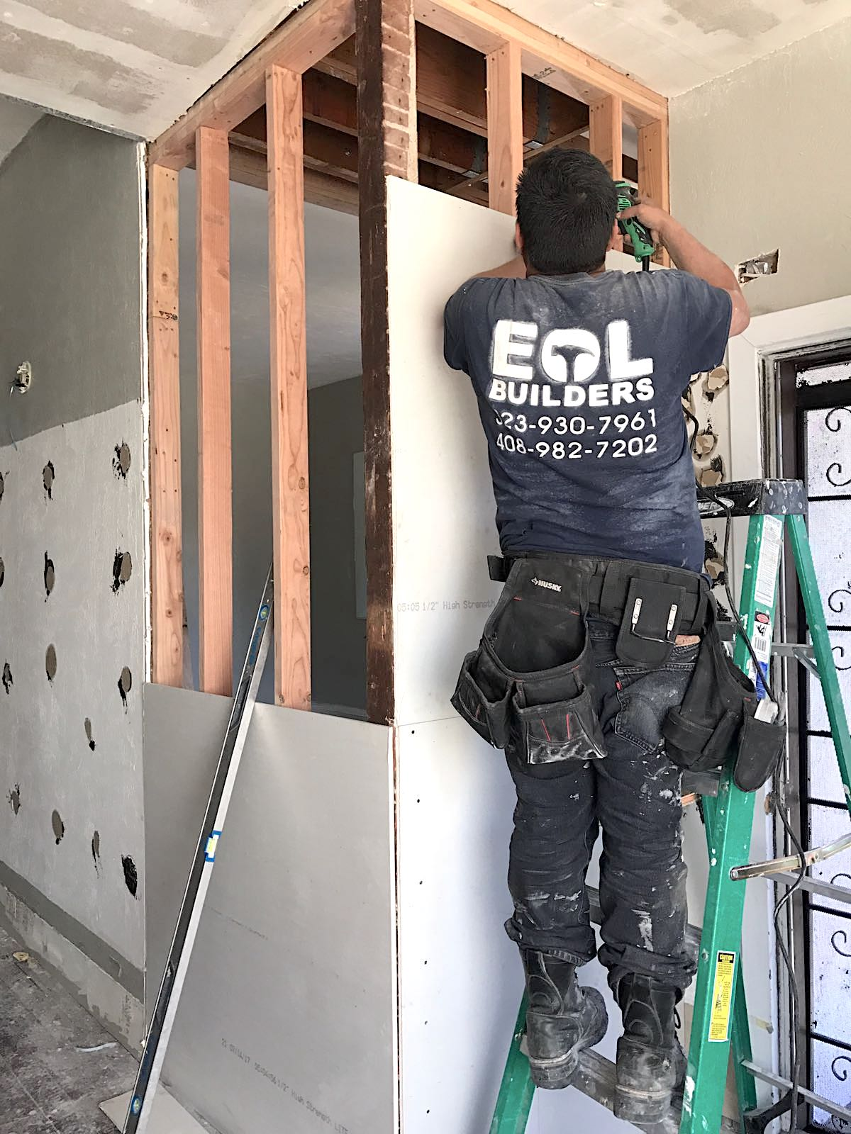 General Construction 4 - EOL Builders Website