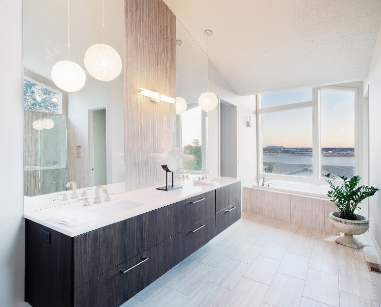Beach View Bathroom Remodeling - Bay Area Contractor 1