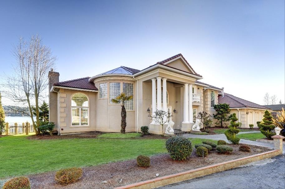 Luxury Exterior Home - Bay Area Contractor 8